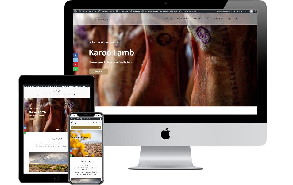 Screenshot – Karoobutcher